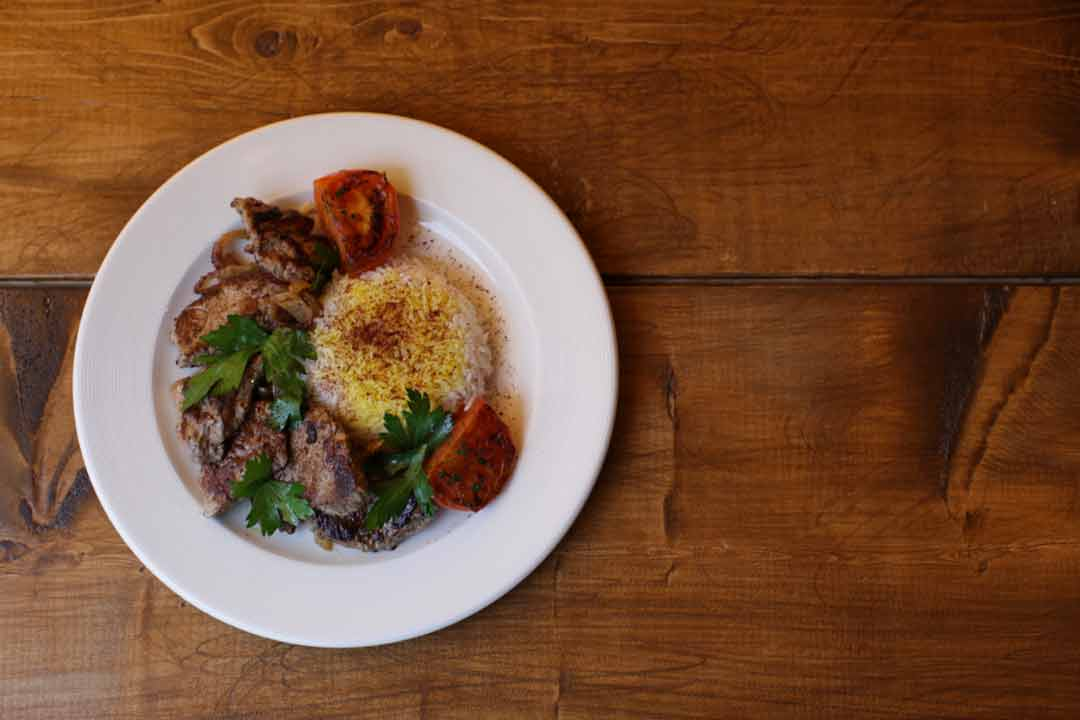 Dish Toucheh Restaurant